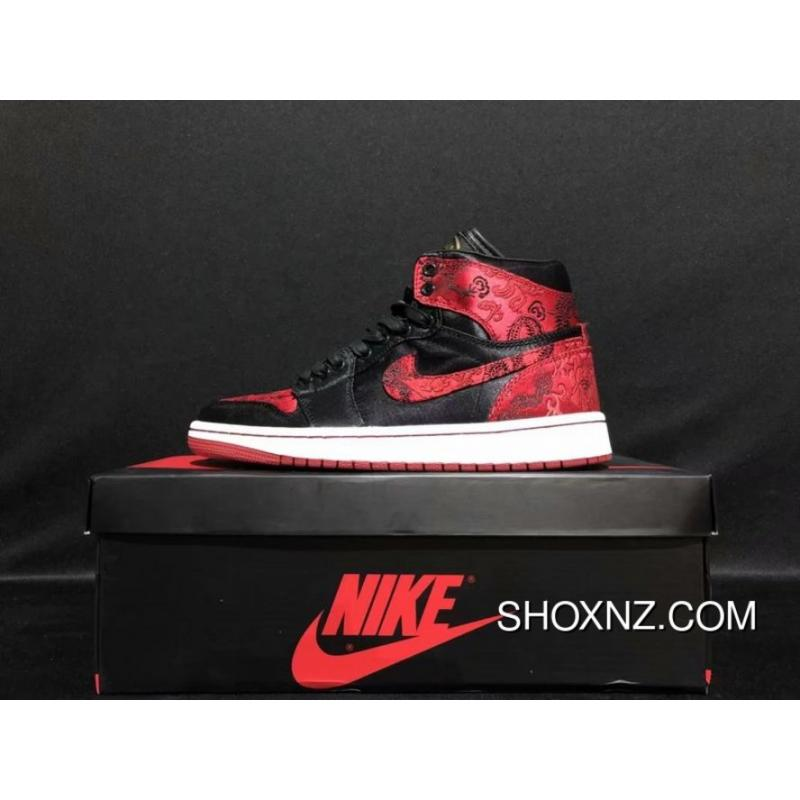 air jordan 1 bred men nz