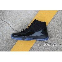 Jordan Air JordanAj11 AJ11 11 November High Series Cap And Gown SKU 378037005 Cool Black Gamma Ray Super Deals