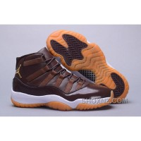 Air Jordan 11 Hamilton Chocolate Gum Super Deals 5tdnZy