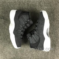 Air Jordan 11 Wool Dark Grey New Release ZDKkyh