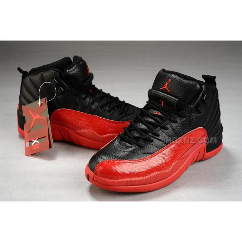 air jordans 12 red nz