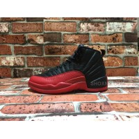 "Air Jordan 12 Retro XII ""Flu Game"" 2016 130690-002"
