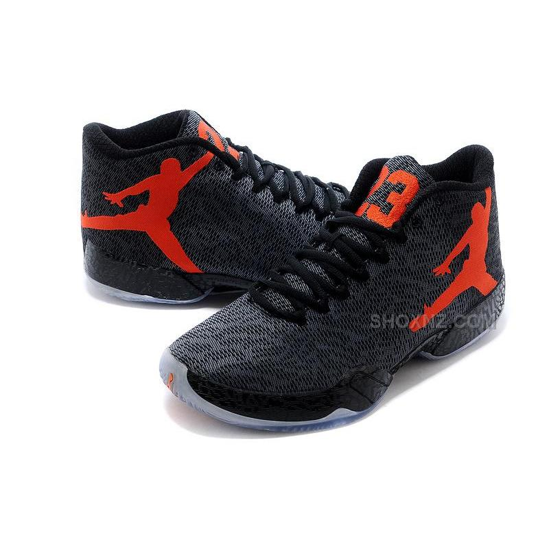 ... Jordan 29 XX9 Team Orange Black Dark Grey 695515-005 ...