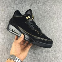 Air Jordan 3 BHM Martin Luther King Online 2fZkJtr