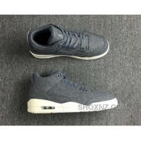 Air Jordan 3 Retro Wool Dark 854263-004 Online 5dJpyJ