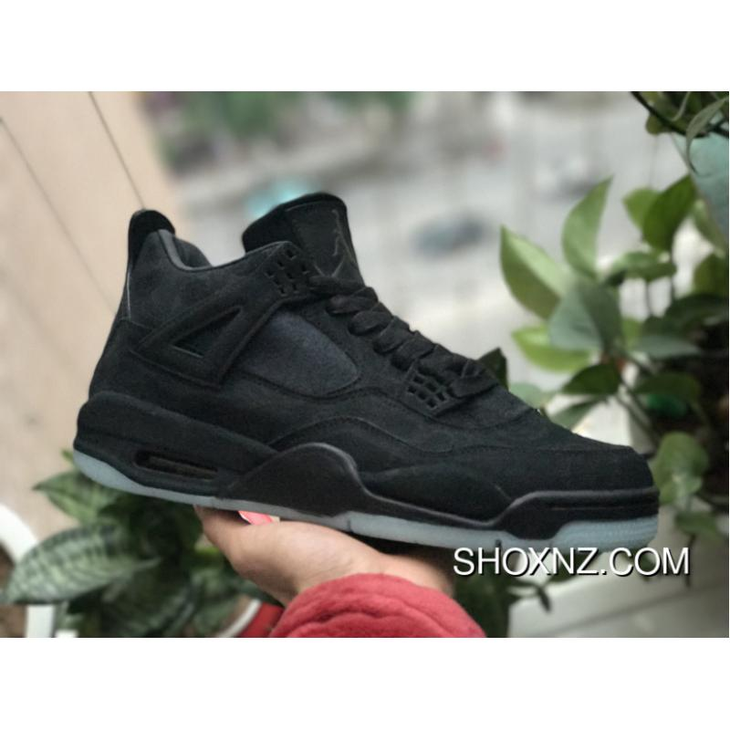 kaws air jordan 4 nz