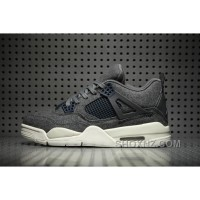 Air Jordan 4 Wool Dark Grey Top Deals BNiZe