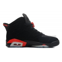 Air Jordan 6 (VI) Retro Black/Infrared For Sale