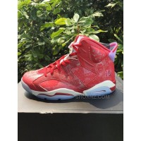 Men Air Jordan 6 Slam Dunk