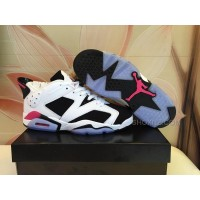 Women Air Jordan 6 Retro Sneakers Low AAA 241