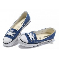 CONVERSE Washed Summer Womens Blue Chuck Taylor All Star Canvas Shoes ShiiZ