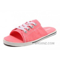 Pink All Star Light CONVERSE Slippers Summer Collection By Avril Lavigne Canvas YFbDY