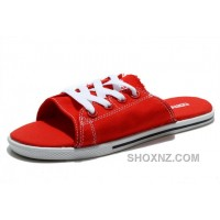 All Red All Star CONVERSE Cutaway EVO Chuck Taylor Slippers ATbih