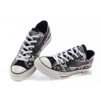 Chuck Taylor Flag Union Jack Rock CONVERSE British Flag All Star Noise Sneakers BwPEz