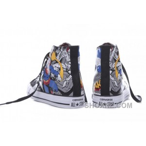 CONVERSE Chuck Taylor Superman DC Comics Iconic Mt34h