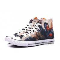 CONVERSE DC Comics Chuck Taylor Superman High Tops Sneakers CnX7N