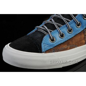 The Avengers Iron Man CONVERSE All Star High Tops Black Brown Blue Tonal Stitching Canvas Shoes JhrTj
