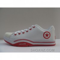 Converse All Star 08 Century Low Red White Shoes CXC6r