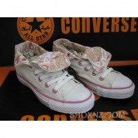 Converse All Star Chuck Taylor Canvas High Tops Beige Shoes Xm88G