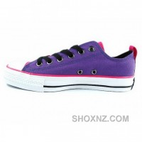Converse All Star Classic Low Canvas Blue Shoes ATdzJ