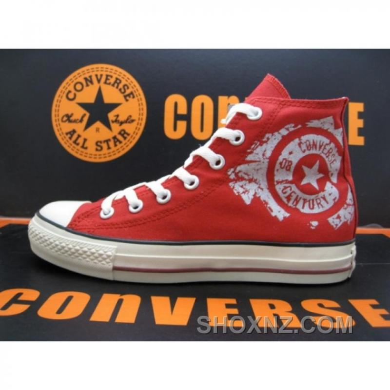 Converse All Star Double Tongue Red Blue Shoes X2pRH