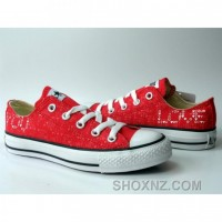Converse All Star Classic Low Canvas Pink Blue Shoes J6WC3