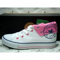 Converse All Star Ox High Tops Red Shoes SKtWY