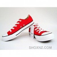 Converse All Star Zipper Red Shoes Ktsc3