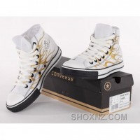 Converse Chuck Taylor All Star Specialty High Tops Orange White Shoes RRe4a
