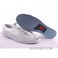 Clot X Converse Jack Purcell Beige Leather Shoes J28wW