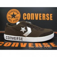 Converse Pro Star Fastbreak Ox White Gray Shoes ZJ5J8
