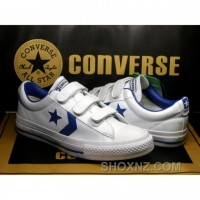 Converse Star 70 White Red Shoes 3RCPX