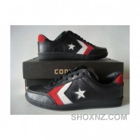 Converse Weapon Low White Red Black Shoes IN8zR