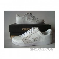 Converse Weapon Low White Red Shoes A5fim