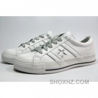 Converse One Star Sneaker White Red Shoes PYGDh