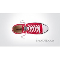 Kids Converse All Star Classic Red High Top 3KsQP
