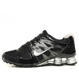 Men Nike Shox Agent Running Shoe 206