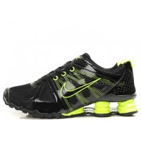 Men Nike Shox Agent Running Shoe 205