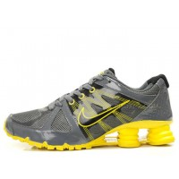 Men Nike Shox Agent Running Shoe 208