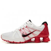 Men Nike Shox Agent Running Shoe 202