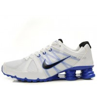 Men Nike Shox Agent Running Shoe 201