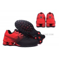 NIKE SHOX DELIVER 809 red black