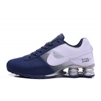 Men Shox Deliver Dark Blue White