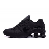 Men Shox Deliver All Black