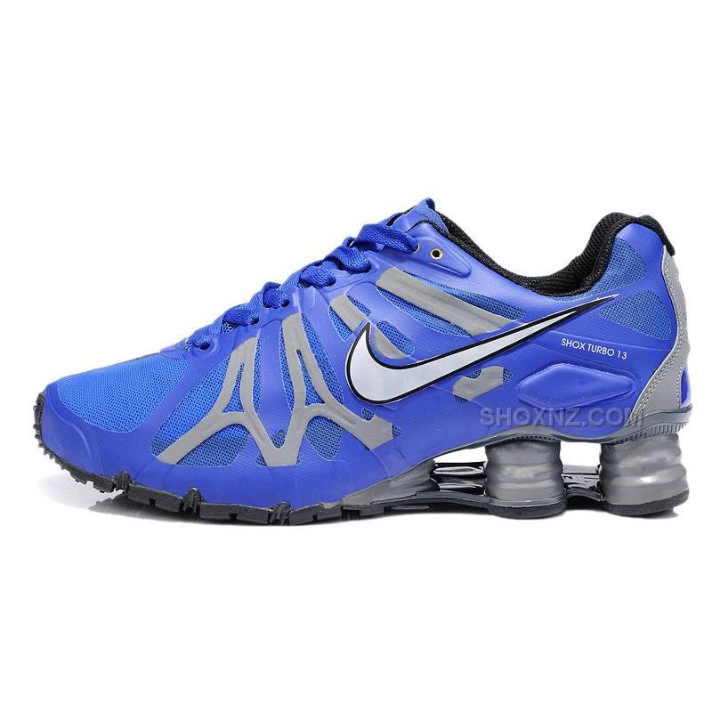 big sale 49ac3 0484b Men Nike Shox Turbo 13 Running Shoe 236
