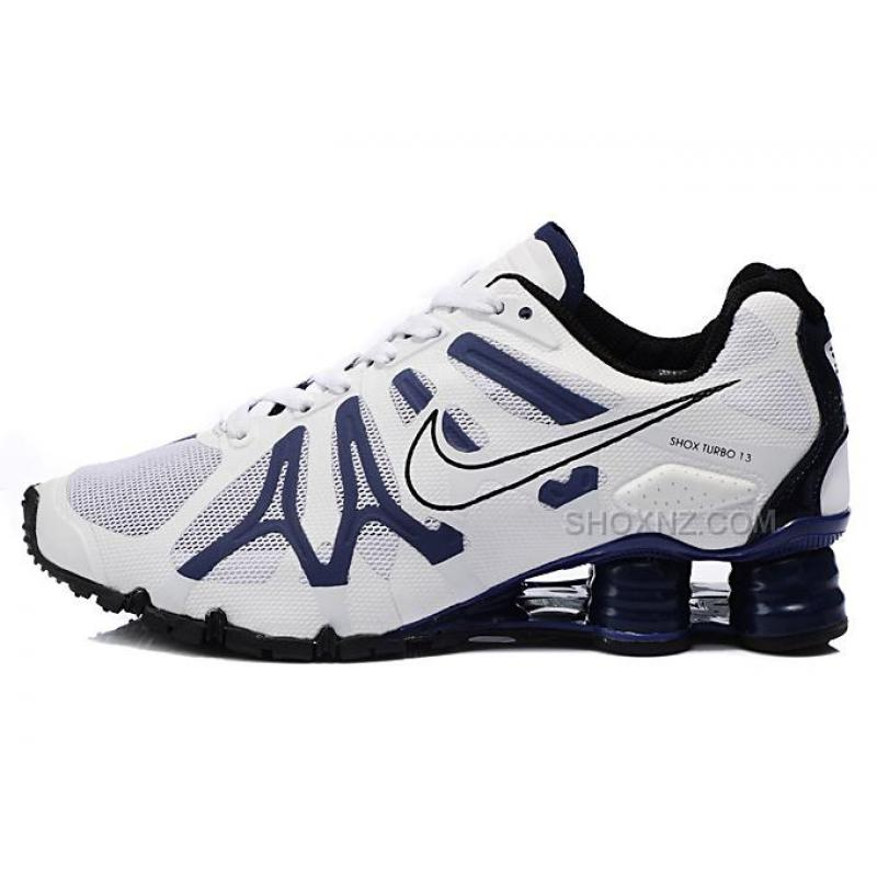 détaillant en ligne c17bc 4cc68 Men Nike Shox Turbo 13 Running Shoe 235