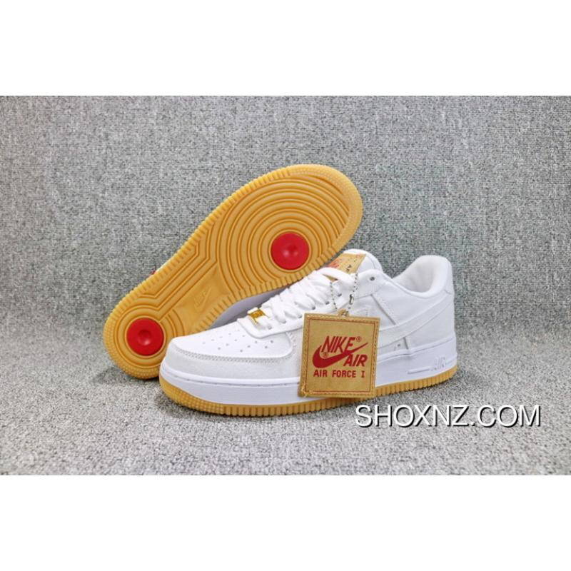 82cb6926019a7a Nike Air Force 1RETRO LEVIS One Sneakers Collaboration Publishing Women  Shoes And Men Shoes A02571-601 New Release
