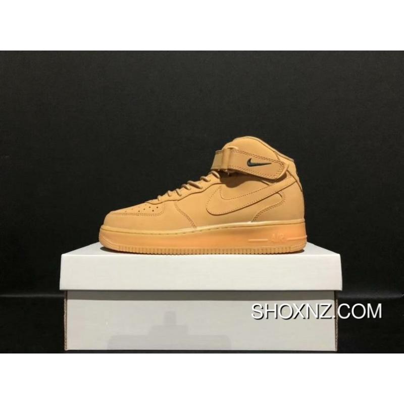 b88c9c8c7d0a0 ... Best 160 Nike Air Force 1 Low Classic High Wheat Casual Sneaker Air Max  Zoom Version ...