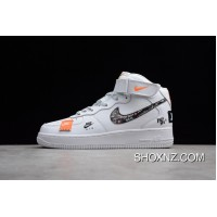 31e9165a4254 P24 Nike Air Force 1 Low Just Do It One Paragraph Theme Slogan Limited  Memory Of
