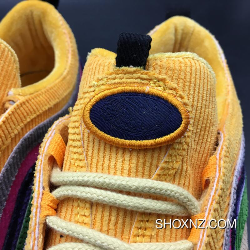 newest c911f c9f12 ... New Release Nike Sean Wotherspoon Air Max 1 X 97 Vf Sw Hybrid Version  Retro Zoom ...